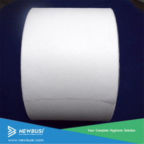 Excellent Quality Embossed Hydrophilic Nonwoven Fabric for Sanitary Napkins' and Diaper Top Layer