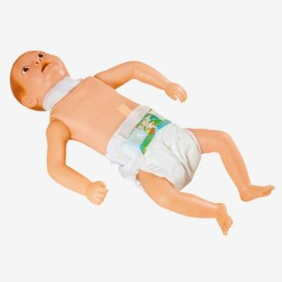 HUMAN MEDICAL NURSING MODEL CHILD TRACHEOTOMY CARE SIMULATOR GASEN-H24