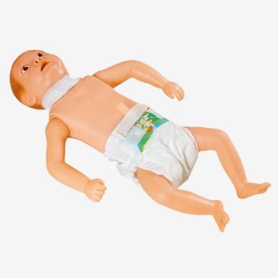 HUMAN MEDICAL NURSING MODEL CHILD TRACHEOTOMY CARE SIMULATOR GASEN-H24