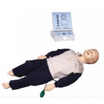 EMERGENCY PROFESSIONAL SKILLS TRAINING CHILD CPR TRAINING MANIKIN GASEN-CR10160