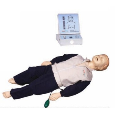 EMERGENCY PROFESSIONAL SKILLS TRAINING CHILD CPR TRAINING MANIKIN GASEN-CR10160
