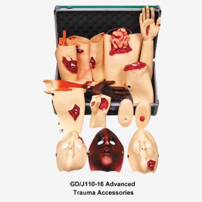 HUMAN MEDICAL NURSING MODEL ADVANCED TRAUMA MODEL  GASEN-J110