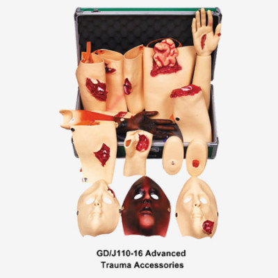 HUMAN MEDICAL NURSING MODEL ADVANCED TRAUMA MODEL  GASEN-J110
