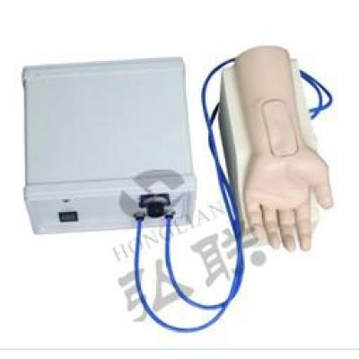 HUMAN MEDICAL NURSING MODEL ELECTRONIC ARTERY PUNCTURE HAND GASEN-HS4G