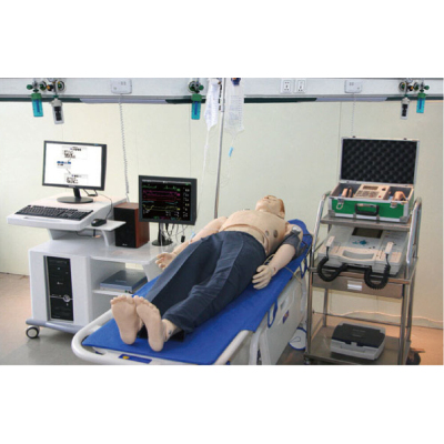 COMPREHENSIVE EMERGENCY TRAINING SYSTEM GASEN-ACLS8000D