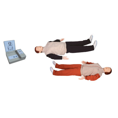 ADVANCED CPR TRAINING MANIKIN GASEN-CPR10200