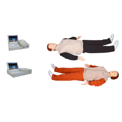 ADVANCED CPR TRAINING MANIKIN GASEN-CPR10450