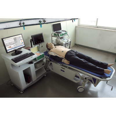 COMPREHENSIVE EMERGENCY TRAINING SYSTEM GASEN-ACLS8000A