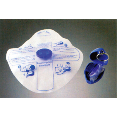FACE SHIELD PLUS KEYCHAIN GASEN- CPR-1