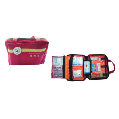 RED CROSS POPULAR EMERGENCY KIT GASEN- HLJ-N-8A