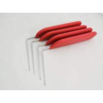 Scrub handle lock pin 4 sets
