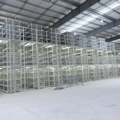Multi-tier shelf