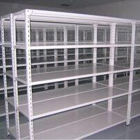 Slotted Angle shelf