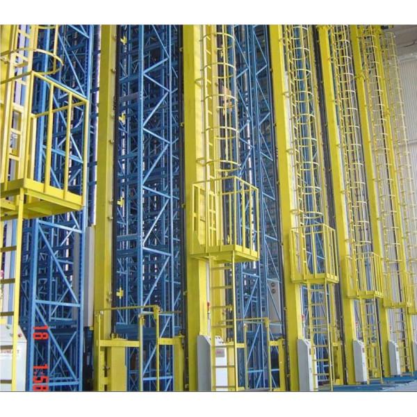自动化立体仓库货架系统(AS/RS)