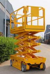 Automatic lift platform