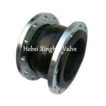 Rubber Sphere Flanged Joint
