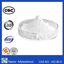 99% purity pure Allylestrenol / CAS NO.: 432-60-0