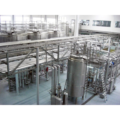 beer processing equipment