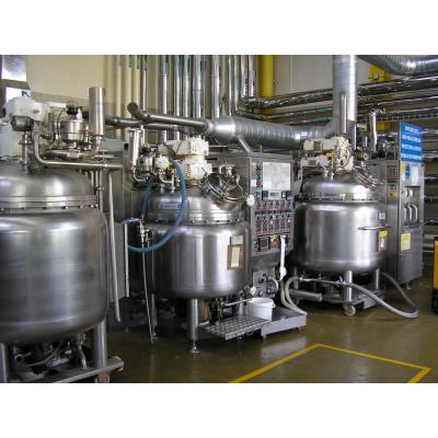 Cosmetics Production Machinery