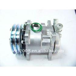 SD508 SANDEN Auto air conditioner compressor