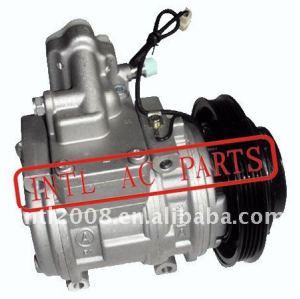 10pa15c auto compressor da ca para jeep mitsubishi 4pk