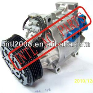 06c carro compressor ac para toyota corolla/daihatsu materia coo 2006 88320- 1a481