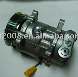 Auto compressor para peugeot 206/ peugeot 307 oem#6453cn; 9646273880; 1854107