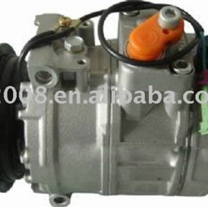 Compressor 7sbu16c pv6 audi a4 2.8l 97-01/ a6 a8 98-04 re