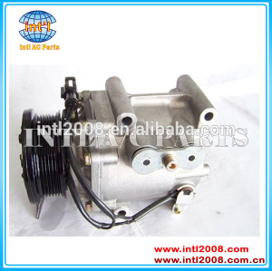 Compressor ac para ford fiesta/fusão/tourneo connect/trânsito sc90-v 1.6 1.8 1998- 2002-, rxs7h 19d629 xs7h bis bis 19d629 ys7h 1
