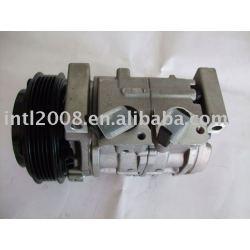 Auto conditioner Compressor for 10s13c SUZUKI JEEP oem#95200-65DE0 447220-4581 ; 447220-4580 9520065DE0