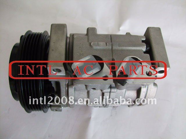 Auto conditioner Compressor for 10s13c SUZUKI JEEP oem#95200-65DE0 447220-4581 ; 447220-4580 9520065DE0