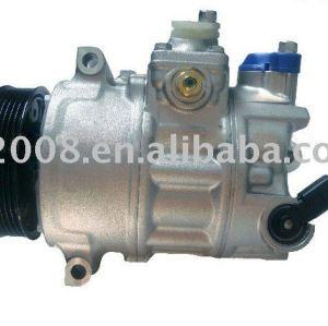 Auto compressor de ar para sanden pxe16 audi um 3, v. W caddy 03/ golf mpv 03; touran 02