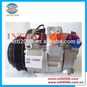 7SBU16C PV6 compressor para MERCEDES BENZ W202 0002300911 0002302011 0002306811 0002307011 A0002302011 A0002307011