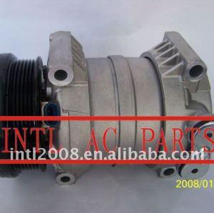 Auto compressor do condicionador para chevrolet blazer v6 4.3 98' > 05'; express 1500 v6 4.3 99' > 02'; g10 van express v8 5.7 96' > 97