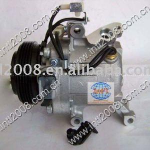 Sv07c compressor para toyota passo oe#88310 - b1070 447190-6620