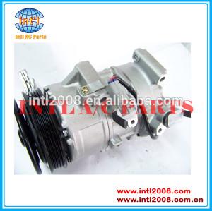 Auto compressor 5se12c pv4 4.72in para toyota yaris 06-08 88310-5248 883105248