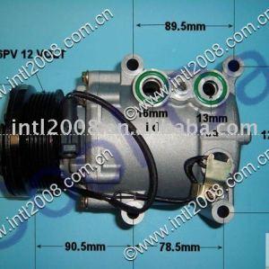 Carro compressor de ar condicionado ( bomba ) para mazda 2 1.25 gasolina