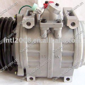 Ar condicionado compressor para toyota coaster oem#447220 - 0394