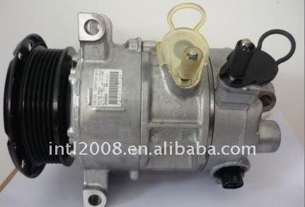 Compressor auto condicionador para 2007-2009 DODGE CALIBER 2007-2009 JEEP PATRIOT