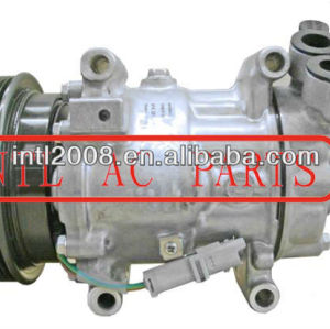 6v12 compressor ac para nissan renault pv6 polia 8200220924 8200365787 8200600122 8200651251 8200866437 8200953359 sanden 1445