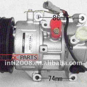 Denso 5SE11C 88310-5248 883105248 auto ac compressor de ar condicionado para Toyota YARIS 1.5L 2006-2012