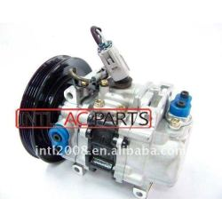 DENSO TV12C auto ac air conditioning compressor for TOYOTA COROLLA