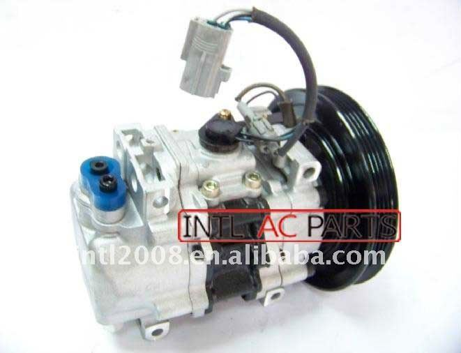 DENSO TV12C auto ac air conditioning compressor for TOYOTA COROLLA