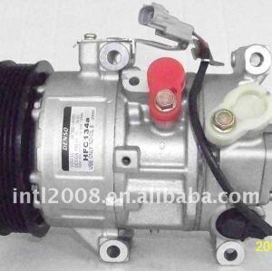 Denso toyota 5se11c ar condicionado compresor ac auto compressor do ar condicionado para toyota yaris 4.72in 06'> 08'
