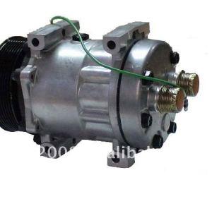 Ac auto ( um/ c ) compressor para sd ( sanden ) 7h15 universal