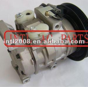 Denso 10s11c 88320- 0s020 88320-os020 883200s020 88320os020 ac auto compressor do ar condicionado para toyota vios