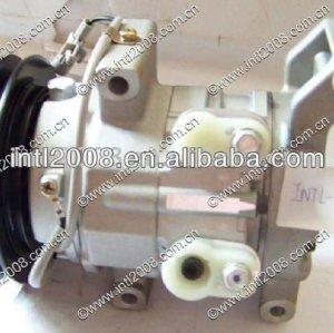 Denso 10s11c 4472608020 447260-8020 88310-ok130 88310ok130 ac auto compressor do ar condicionado para toyota hilux vigo