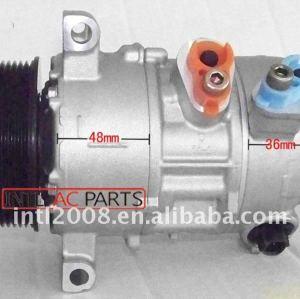 5058228AE 5058228AI DENSO 5SE12C auto ar condicionado ac a / c compressor DODGE CALIBER JEEP PATRIOT Compass 6PK polia PV6