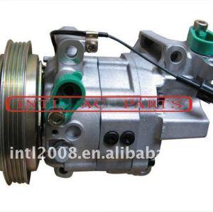 Auto um/c( ac) compressor para nissan sentra gsx oem: 92600- 7j100 dkv14g