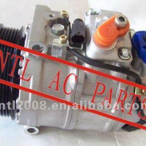 7seu17c auto ac ( um/ c ) compressor para benz w203 2000-2004